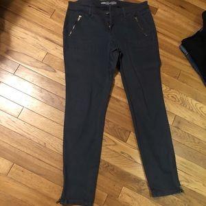 Old Navy grey pants